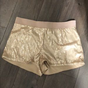 Forever 21 XXI sequins shorts Sz. Medium